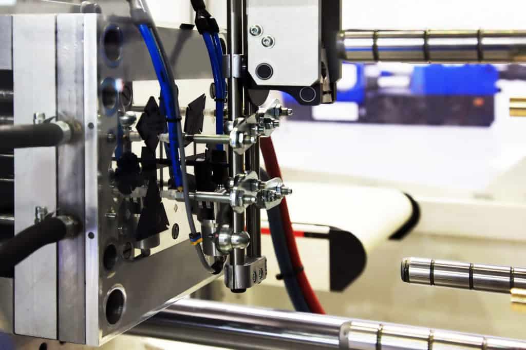 automatic molding machine